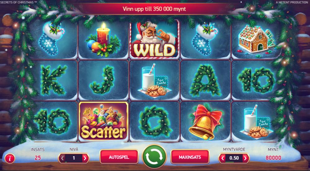 spelautomater jul