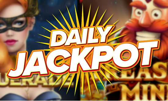 casino euro daily jackpots