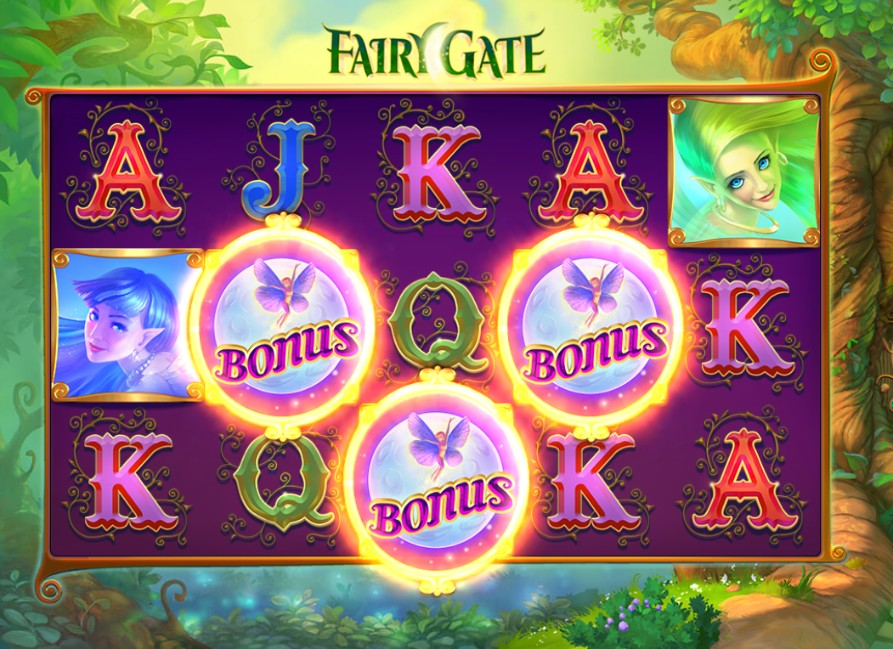 nya casinospel fairy gate