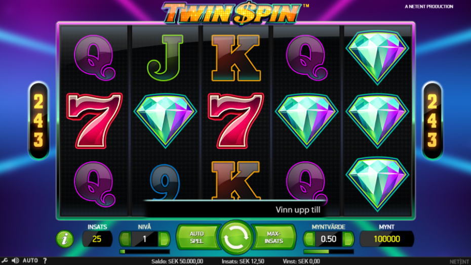 svensk casino guide twin spin