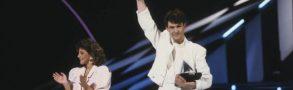 Johnny Logan Eurovision vinnare