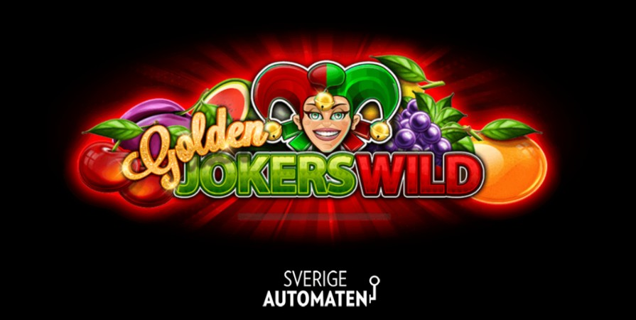 sverigeautomaten golden jokers wild