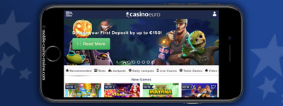 Spela casino via mobilen