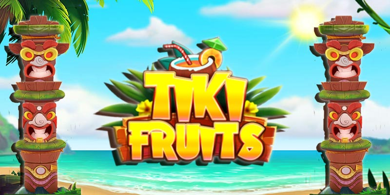 Spela Tiki Fruits hos www.svenskakasinon.se