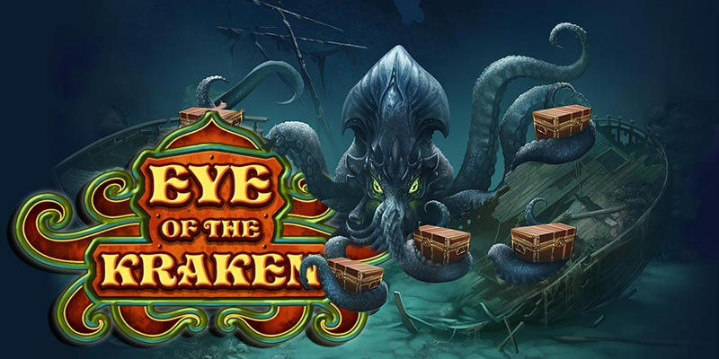 Eye of kraken slot hos www.svenskakasinon.se