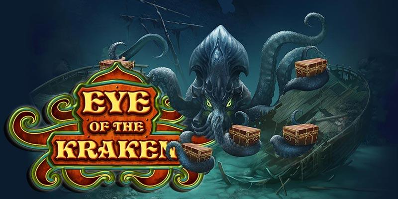 Eye of kraken slot hos www.svenskakasinon.se