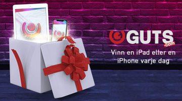 Spela och vinn Iphone eller Ipad