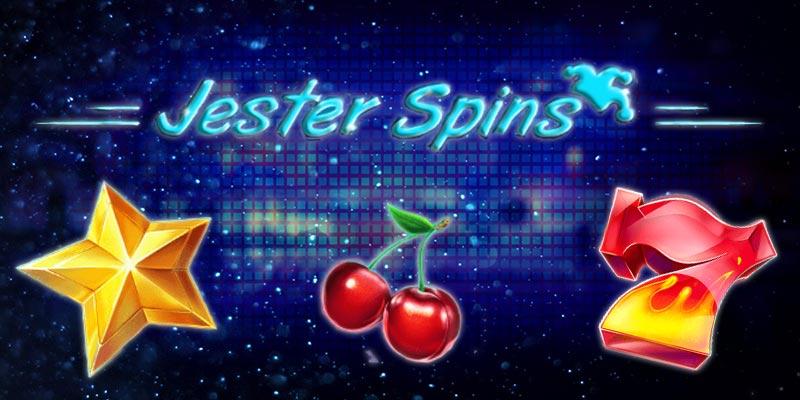 Spela Jester Spins hos www.svenskakasinon.se