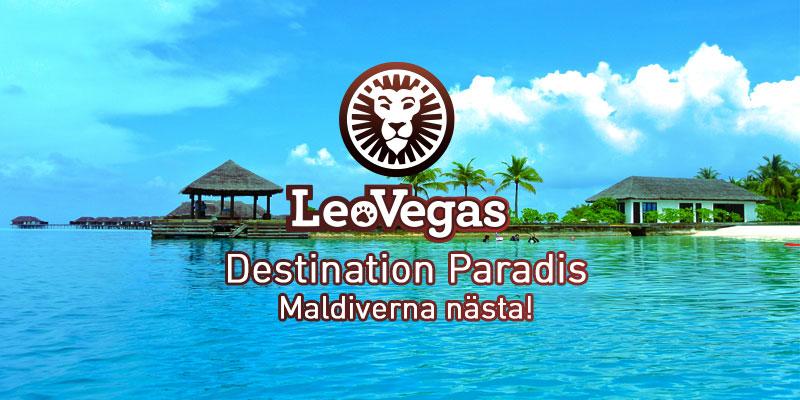 Vinn resa till Maldiverna