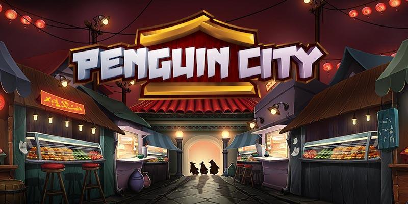 slotspel med pingviner