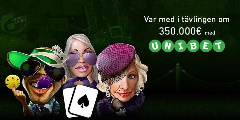 Spela Poker för chans på 350.000€