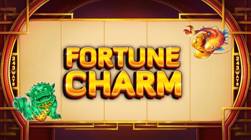 Läs om Fortune Charm hos www.svenskakasinon.se