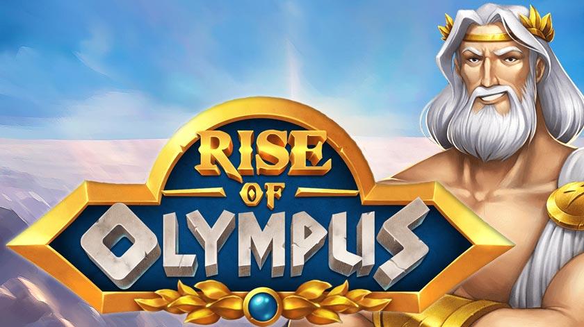 Läs om Rise of Olympus hos www.svenskakasinon.se