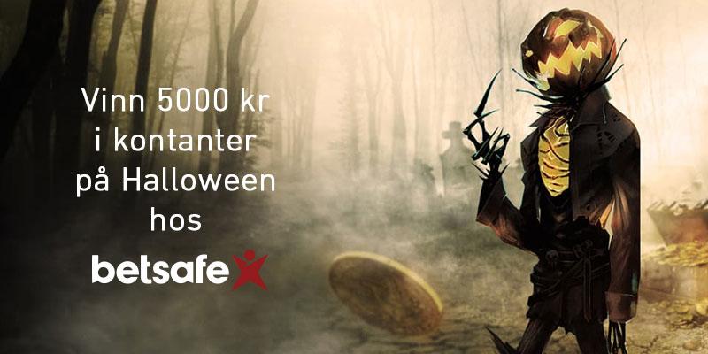 Halloween tävling, vinn kontanter