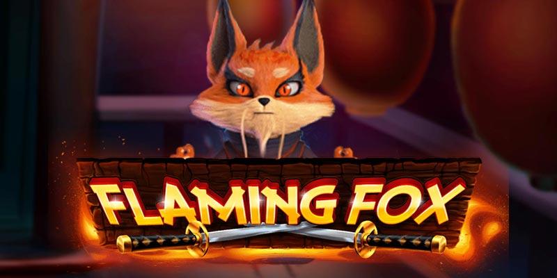 slot med heta rävar med kung-fu kunskaper