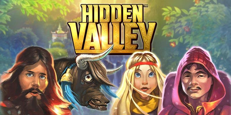 Spela Hidden Valley hos www.svenskakasinon.se