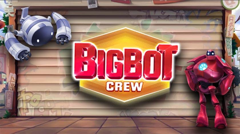 Läs allt om BigBot Crew hos Svenskakasinon