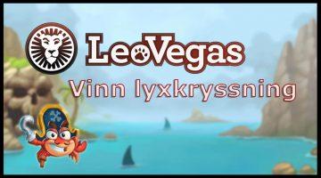 Exklusiv kampanj hos LeoVegas – vinn Karibisk kryssning