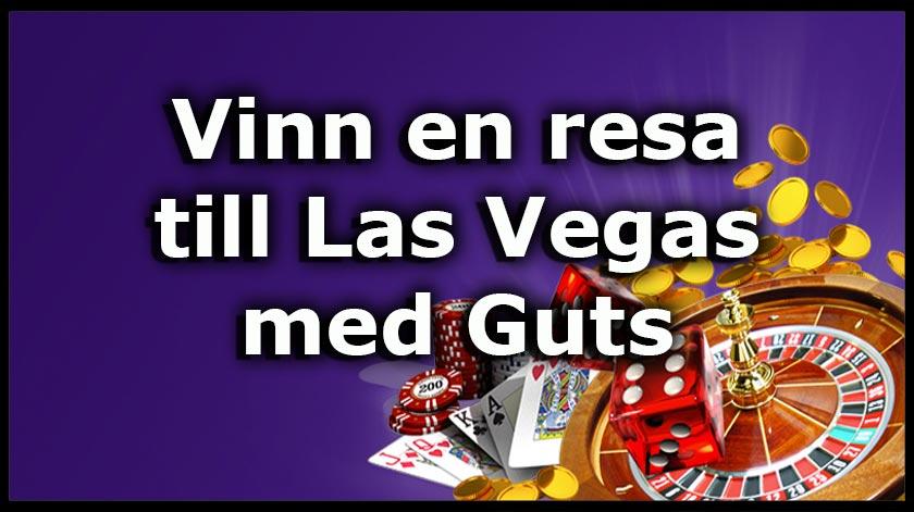Vinn en resa till Las Vegas